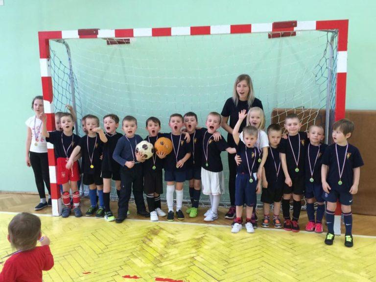 OKS Prawobrzeże - treningi piłki nożnej dla dzieci