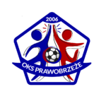 OKS Prawobrzeże - szkółka piłkarska w Szczecinie logo)