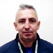 Trener Artur Łagodzki