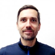 Trener Tomasz Kaczmarek
